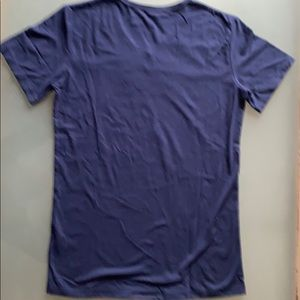 Shirts - Men's Casual Short Sleeve V-Neck T-Shirt (Size M)
